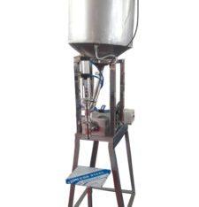 دستگاه پرکن انواع روغن خوراکی و صنعتی