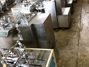 ساخت دستگاه های تولید ظروف یکبار مصرف