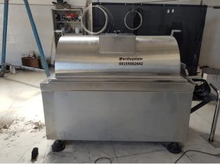 تولید و فروش ماشین آلات خط پنیر پیتزا