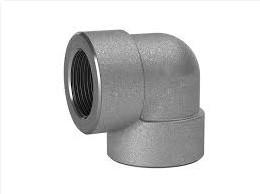 انواع اتصالات فشارقوی استیل و فولادی کلاس3000 (زانوییelbow)