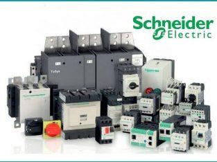 برق صنعتی – کنتاکتور – رله – فیوز – schneider- weildmuller