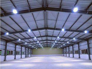 تولید انواع چراغ های صنعتی LED